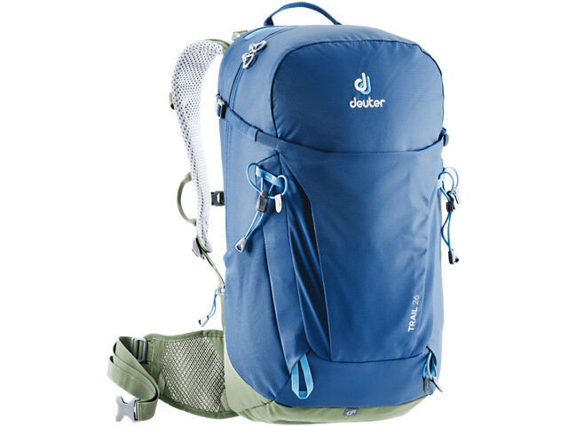 Deuter Trail 26 Rugzak, steel/khaki